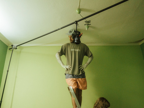 PETRICHOR, behind the scenes