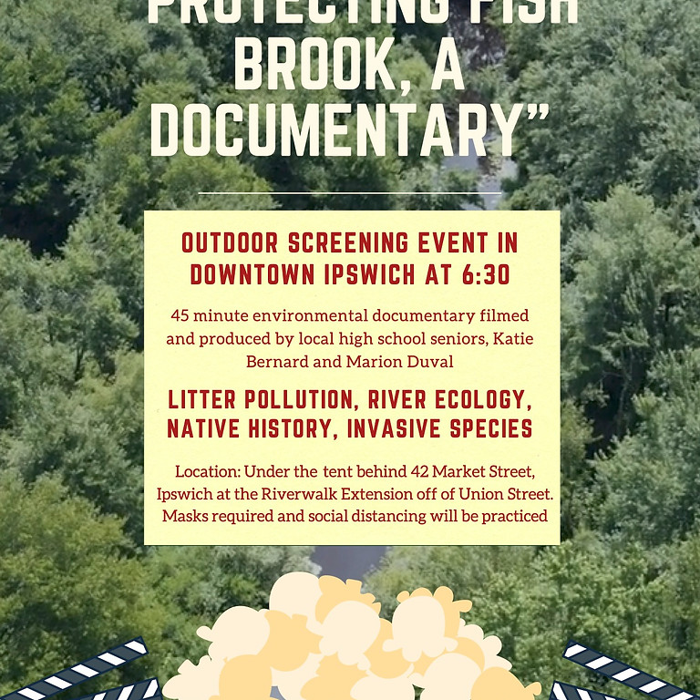 Viewing of Protecting Fishbrook