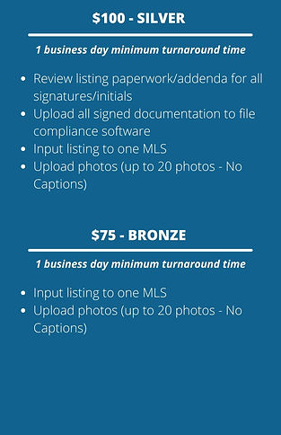 $175 - PLATINUM - 3 business day minimum