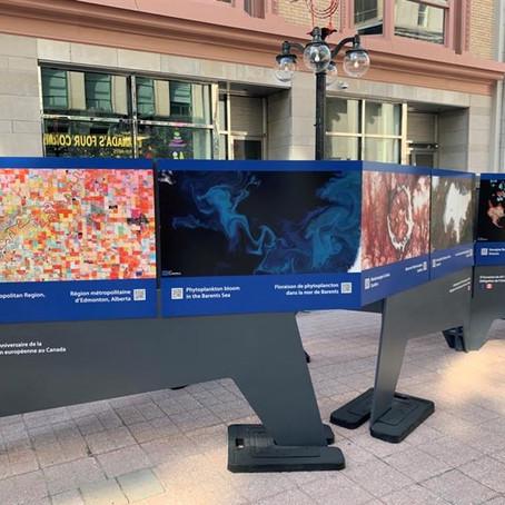 Pop-Up Art Exhibit on Sparks