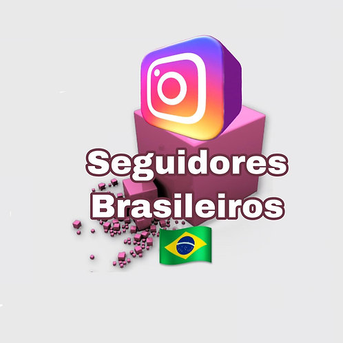 3.000 SEGUIDORES BRASILEIROS
