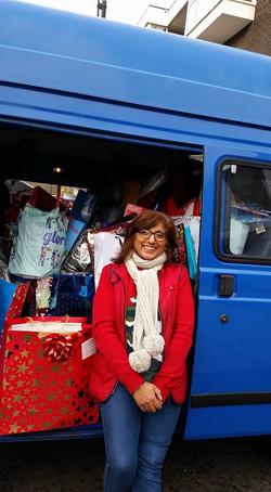 Gift distribution 3