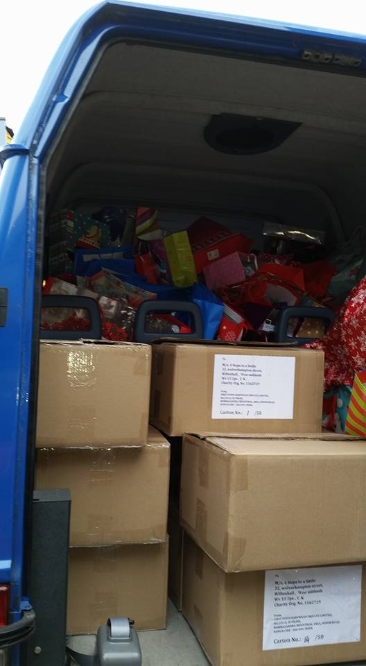 Gift distribution 2