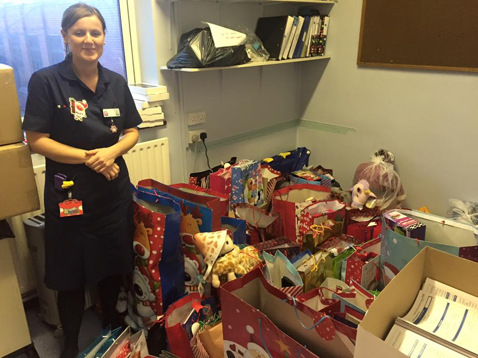 Gifts for Birmingham Children's Hospital