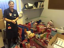 Gifts for Birmingham Children's Hospital