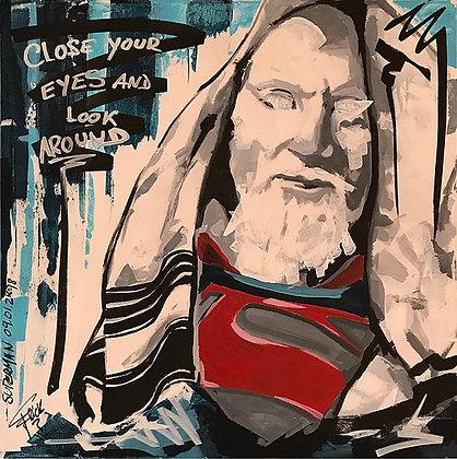 SUPERMAN PRAY