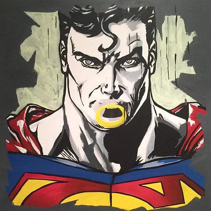 SUPERMAN TETINE