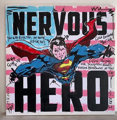 NERVOUS HERO