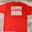 Thumbnail: Dreams & Hustle T-shirt (RED)
