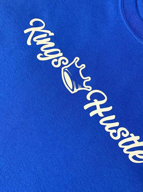 Dreams & Hustle T-shirt (ROYAL)