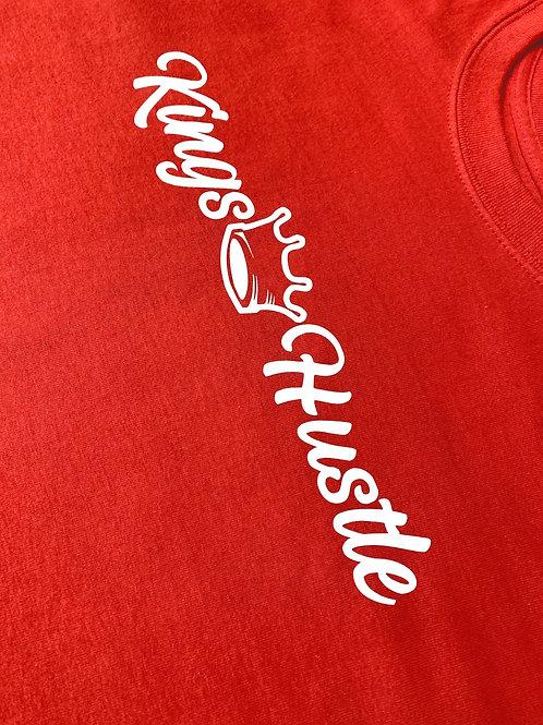 Dreams & Hustle T-shirt (RED)