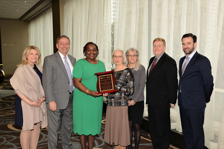 DEC Receives Exemplary Program Award