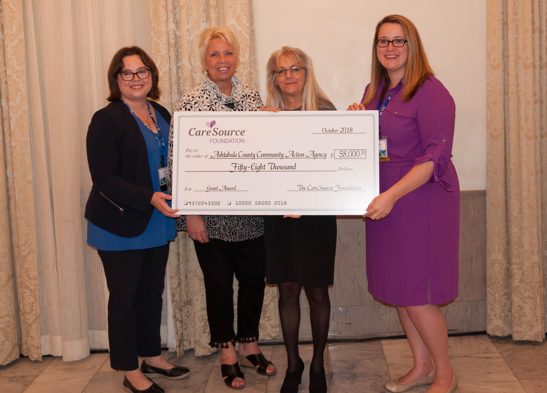 CareSource-Ohio CDC Grant Award