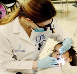 Cleveland Dental Institute Clinic
