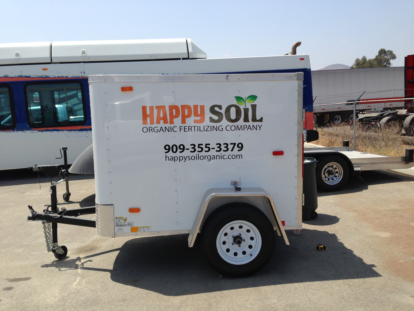 Happy Soil