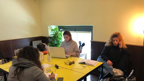 Area Coworking - Meeting