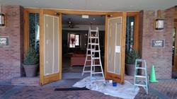 Aspen Square Condominium Doors