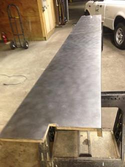 Aspen Square Steel Counters