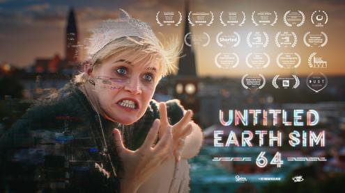 Untitled Earth Sim 64   Short Film (2021)
