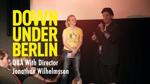 Down Under Berlin   Waltzing Tilda Q&A