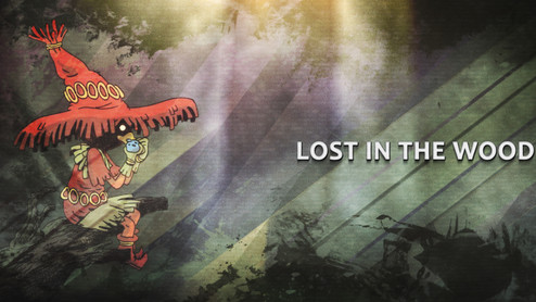 Lost in the Woods   Animation (2014)