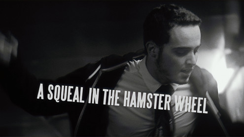 A Squeal in the Hamster Wheel   Short Film (2016)