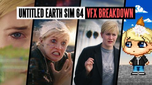 Untitled Earth Sim 64   VFX Breakdown