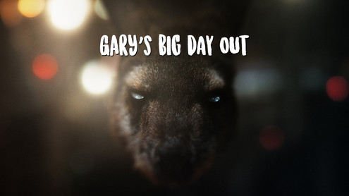Gary's Big Day Out   Short Film (2019)