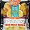 Thumbnail: Pão de Beijo sabor alho 400g  (DISPONÍVEL APENAS PARA SÃO PAULO CAPITAL)