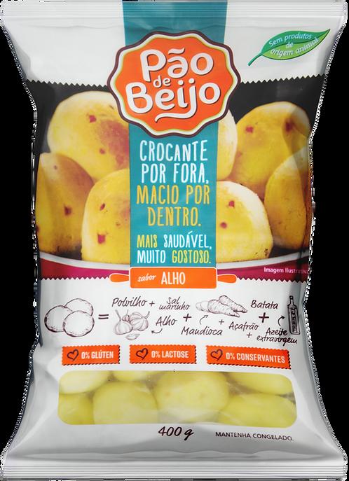 Pão de Beijo sabor alho 400g  (DISPONÍVEL APENAS PARA SÃO PAULO CAPITAL)