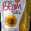Thumbnail: Queijo ralado vegetal Beijim  sabor parmesão - 80g