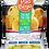 Thumbnail: Pão de Beijo sabor salsa e cebola 400g (DISPONÍVEL APENAS P/ SÃO PAULO CAPITAL)
