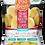 Thumbnail: Pão de Beijo sabor tradicional 400g (DISPONÍVEL APENAS PARA SÃO PAULO CAPITAL)