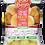 Thumbnail: Pão de Beijo sabor gergelim  400g  (DISPONÍVEL APENAS PARA SÃO PAULO CAPITAL)