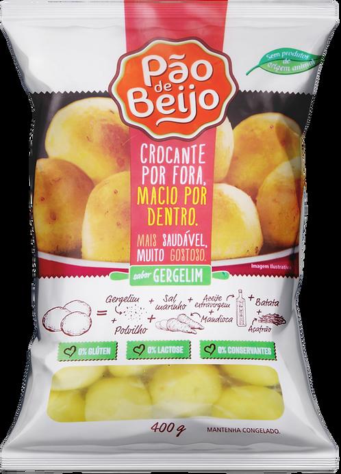 Pão de Beijo sabor gergelim  400g  (DISPONÍVEL APENAS PARA SÃO PAULO CAPITAL)