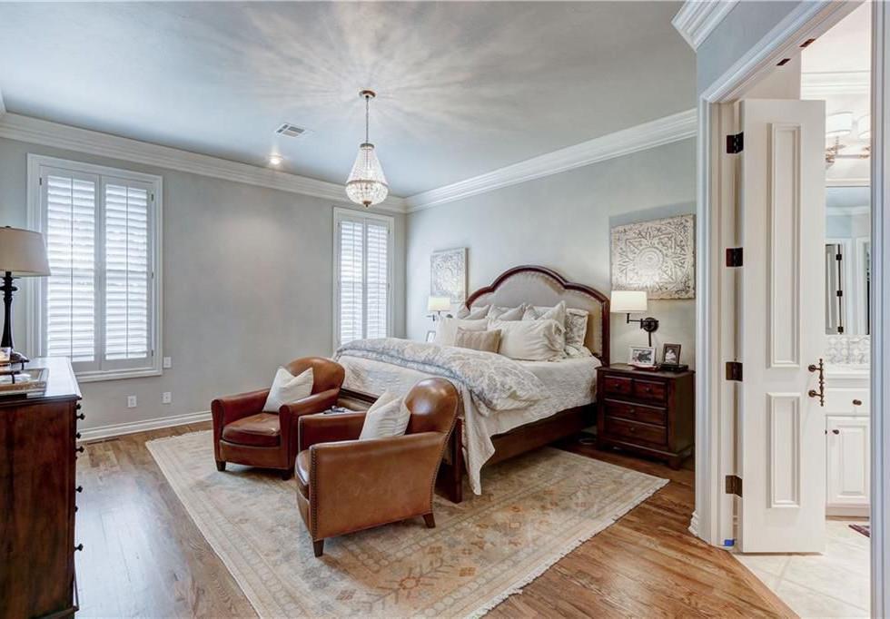 LO Master Bedroom