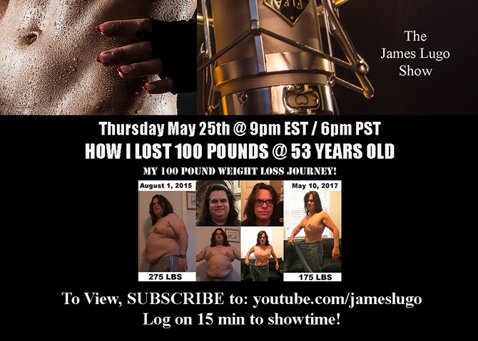 Next Week's The James Lugo Show!