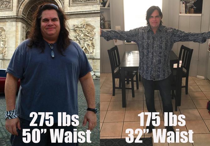 I Broke 100 Pounds Down!