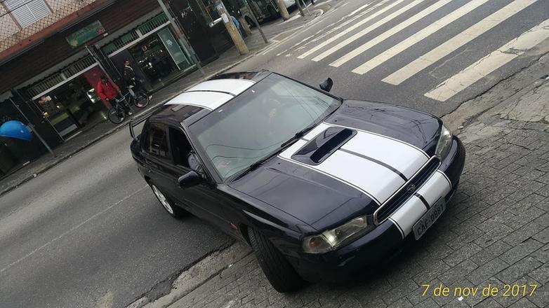 Envelopamento automotivo