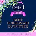 Confetti Award Finalist 2020