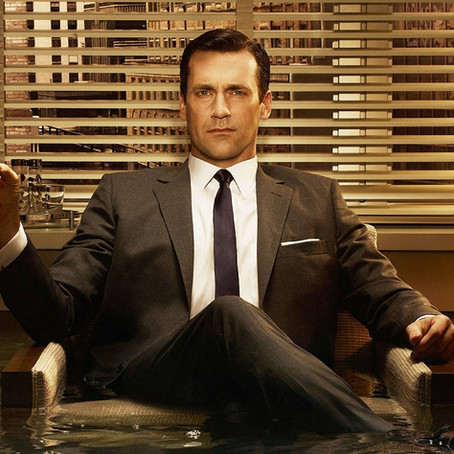How You Can Sell Don Draper from Mad Men.