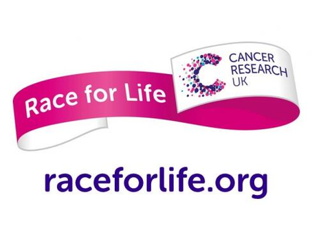 RACE FOR LIFE IN YOUR LIVING ROOM