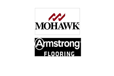 Mohawk Carpet, Luxury Vinyl by Armstrong