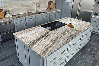 JG Natural Stone LLC. offers a free kitchen Visualizer.