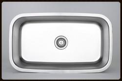 Single Bowl Stainless Steel Sink