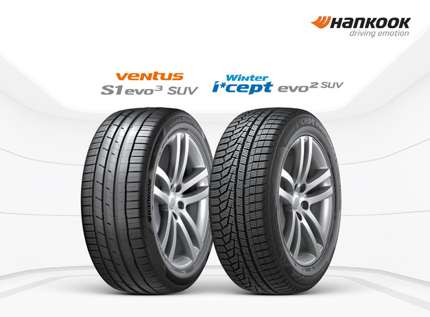 Hankook Tire Ventus S1 evo 3 SUV