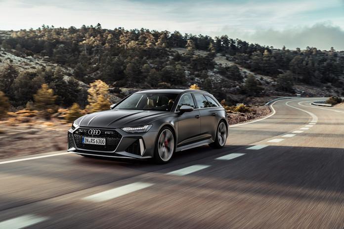 Hankook   Audi RS6