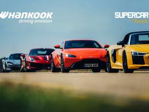 Hankook Kembali Menjadi Sponsor 'Supercar Fest' 2021