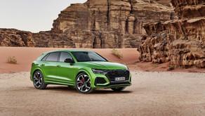Hankook Resmi Menjadi Ban Orisinal untuk Audi RS Q8,Seri RS SUV Terbaru dari Audi