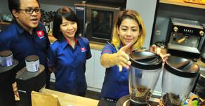Diamond Group Gelar Workshop dan Product Experience ke Puluhan Pengusaha HOREKA di Surabaya
